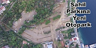 Darıca Sahil Parkına Yeni Otopark