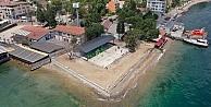 Darıca Sahil Parkına yeni restoran