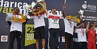 Darıca Yarı Maratonuna büyük onur
