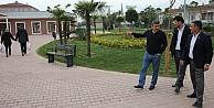 Darıcada Botanik Park Açılıyor