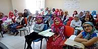 Darıcada Eğitim Yaz Kış Devam Ediyor