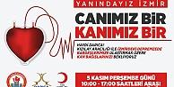 Darıcadan İzmir İçin Kan Bağışı Kampanyası