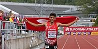 Darıcalı Atlet Avrupa Şampiyonu