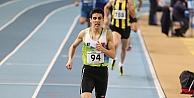 Darıcalı atlet  Türkiye rekoru kırdı