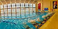 Darıcalı Çocuklar Yüzmeyi Çok Sevdi