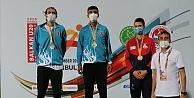 Darıcalı sporcular Milli Takımın gururu oldu