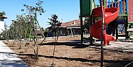 Demirciler Mahallesine yeni park