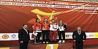Demirtürk Balkan Şampiyonu oldu