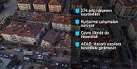 Depremde ölenlerin sayısı 22ye yükseldi, yaralı sayısı 1030