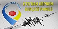Depremin canlı şahitleri ve bilimsel yönden deprem Paneli