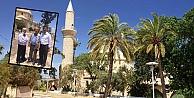 Devr-i Alem Kıbrısta  Hala Sultan Türbesinde
