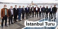 DİLOVALI MUHTARLAR, İSTANBUL TURUNDA