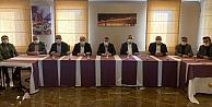 Dilovasında Başkan Şayir ve Meclis Üyeleri bir arada