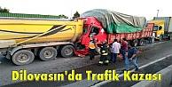 Dilovasında Trafik Kazası