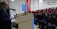 GTÜden Doğu Türkistan Kan Ağlıyor konferansı