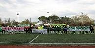 Dünya Kupası Futbol Turnuvası başladı