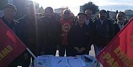 Emek Partisi Gebze İlçe Örgütü, kent meydanında