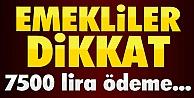 EMEKLİ İKRAMİYELERİ BELİRLENDİ !