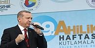 Erdoğandan Kırşehirde önemli açıklamalar
