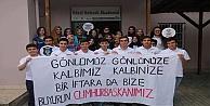 Erdoğanı iftara davet ettiler!