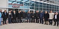 Fatih Devlet Hastanesini inceledi