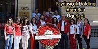 Faydasıçok Holding Atatürkü Uğurladı