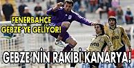 Fenerbahçe Gebzede maç yapacak!
