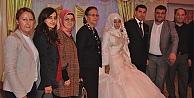 Gazeteci Erhan Durak evlendi