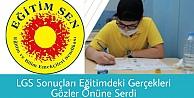 Gebze Eğitim-senden LGS açıklaması