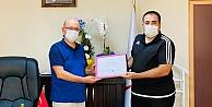 Gebze Sağlık Müdürlüğü personeli uluslararası bilişim sertifikası aldı