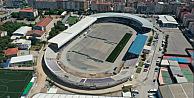 Gebze Stadının Halısı Seriliyor