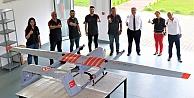 Gebze Teknik Üniversitesinde geliştirilen İnsansız Hava Aracı