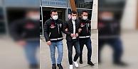Gebze'de otomobil hırsızlığı şüphelisi tutuklandı
