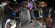 Gebzede trafik kazası: 4 yaralı