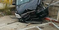 Gebzede Trafik Kazası!