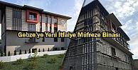 Gebze'ye Yeni İtfaiye Müfreze Binası