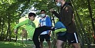 Gençlik kampları eğlendiriyor
