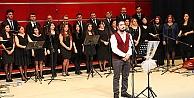 GESMEK Türk Halk Müziği konseri