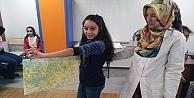 GESMEKli Çocuklar Ebru Öğreniyor