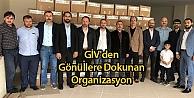 GİV'den Gönüllere Dokunan Organizasyon