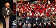 GKMde değişen dünya konulu konferans