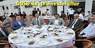 GOSBda geleneksel iftar