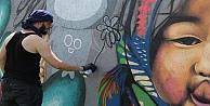 Grafiti Sanatı GTÜ de ilgi görüyor!