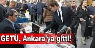 GTÜ, Ankaraya gitti!