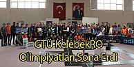 GTÜ KelebekRO Olimpiyatları Sona Erdi