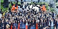 GTÜde mezuniyet heyecanı