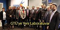 GTÜye Yeni Laboratuvar