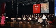 Halk Müziğinin eşsiz eserleri seslendirildi