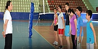 Hentbol Kurslarında Derslere Devam