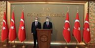 İçişleri Bakan Yardımcısı Muhterem İnce, Kocaeli Güvenlik Toplantısına katıldı